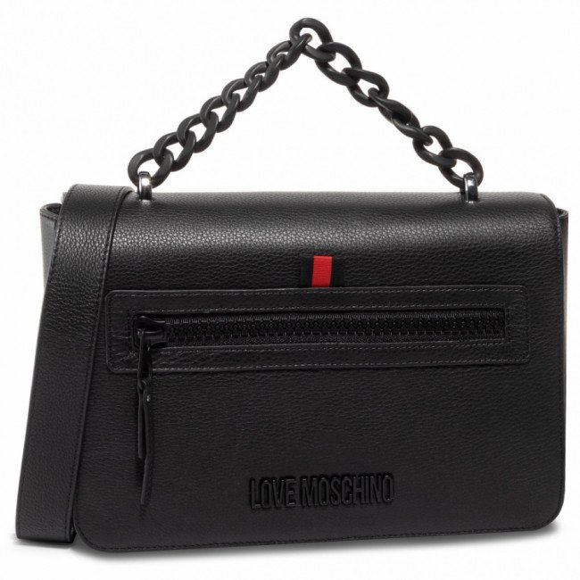 Kabelka LOVE MOSCHINO - JC4064PP1ALJ0000  Grain Nero