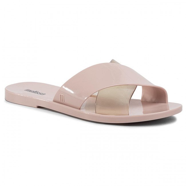 Šľapky MELISSA - Essential Slide Ad 32755 Light Pink/Pink 53487