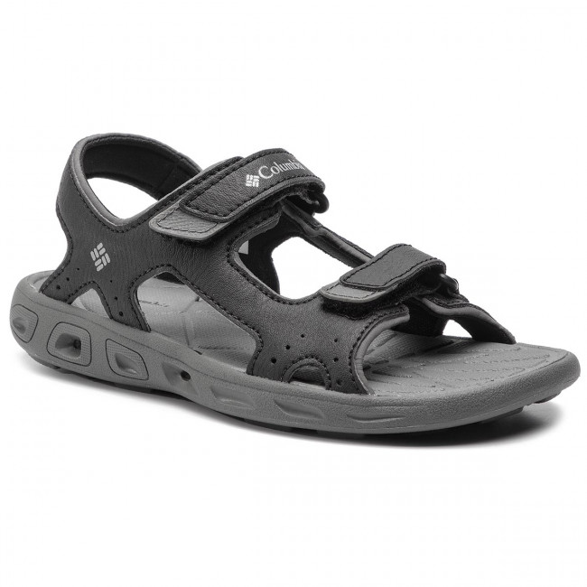 Sandále COLUMBIA - Childrens Techsun Vent BC4566 Black/Columbia Grey 010