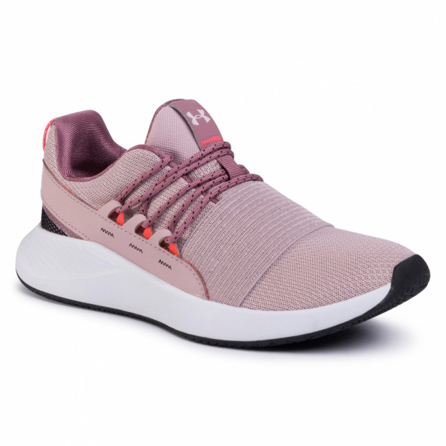 Topánky UNDER ARMOUR - Ua W Charged Breathe Lace 3022584-602 Rose