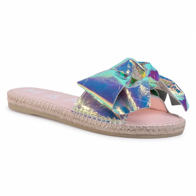 Espadrilky MANEBI - Sandals With Bow F 8.9 J0 Solar