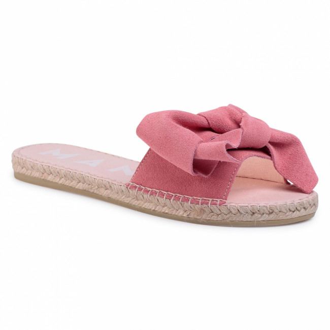 Espadrilky MANEBI - Sandals With Bow M 2.0 J0  Paradise Pink