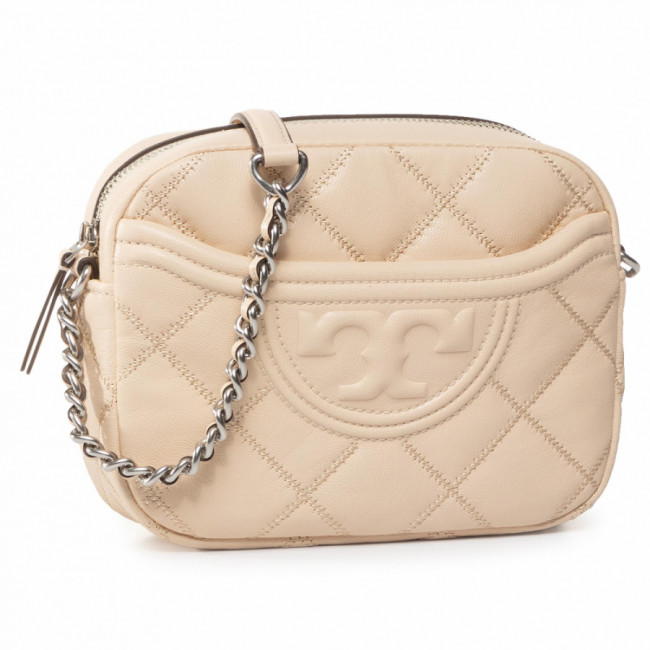 Kabelka TORY BURCH - Fleming Soft Distressed Camera Bag 64416 New Cream 122