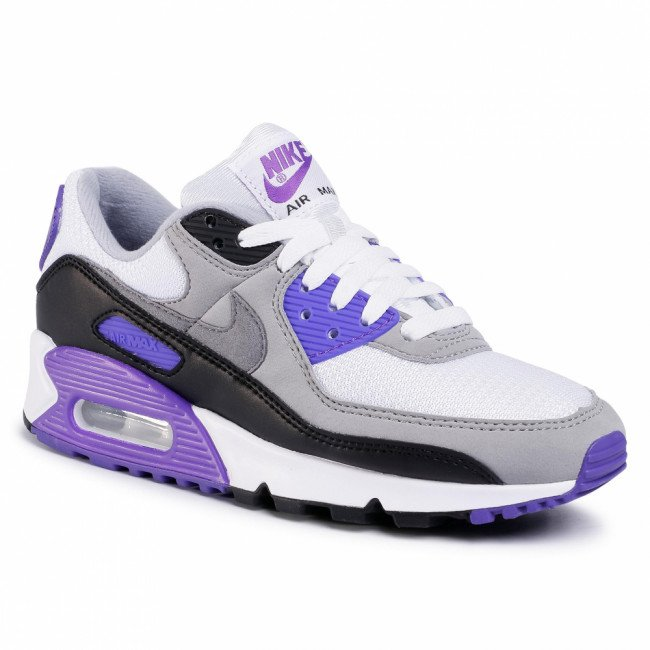 Topánky NIKE - Air Max 90 CD0490 103 White/Particle Grey