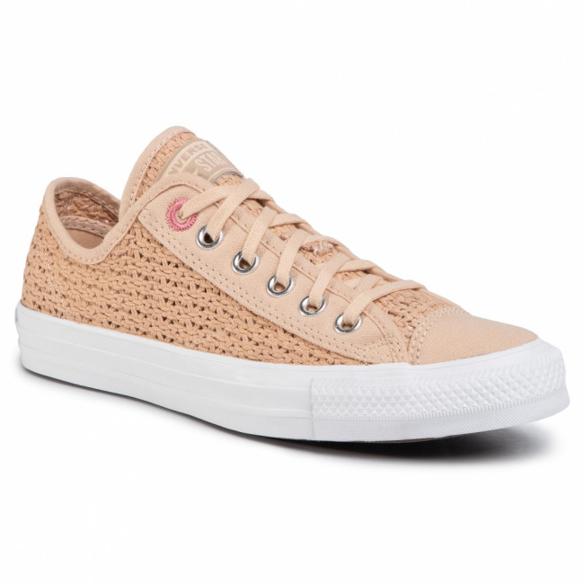 Tenisky CONVERSE - Ctas Ox 567657C  Shimmer/Madder Pink/White