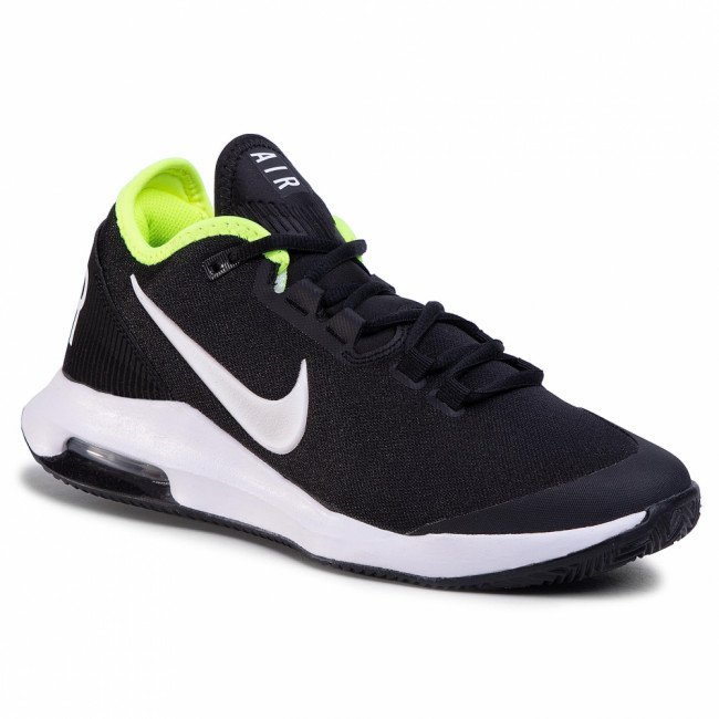 Topánky NIKE - Air Max Wildcard Cly AO7350 007 Black/White/Volt