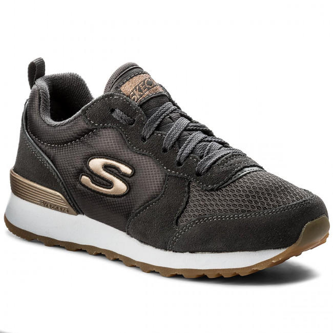 Sneakersy SKECHERS - Goldn Gurl 111/CCL Charcoal