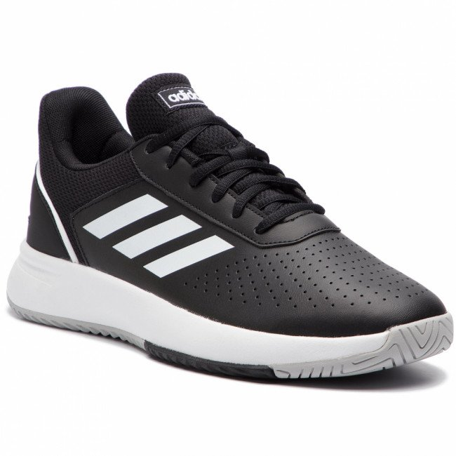 Topánky adidas - Courtsmash F36717  Cblack/Ftwwht/Gretwo