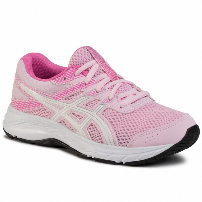 Topánky ASICS - Contend 6 Gs 1014A086 Cotton Candy/White 700