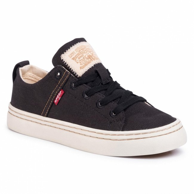 Tenisky LEVI'S - Sherwood S Low 231759-733-59 Regular Black