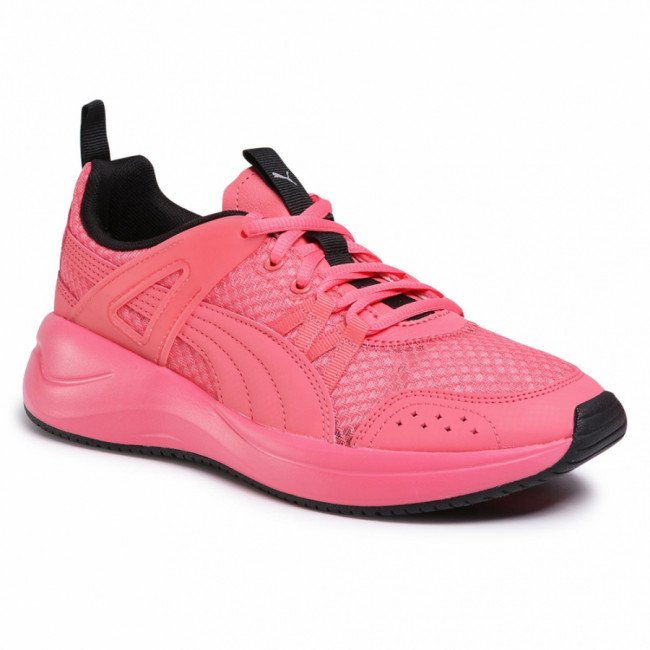 Sneakersy PUMA - Nuage Run Cage Summer 372561 04 Sun Kissed Coral/Puma Black