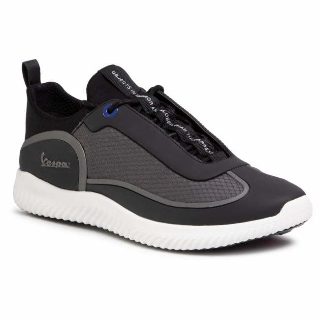Sneakersy VESPA - Spark V00076-607-98 Nearly Black