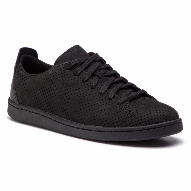 Sneakersy CLARKS - Nathan Limit 261416177  Black Nubuck