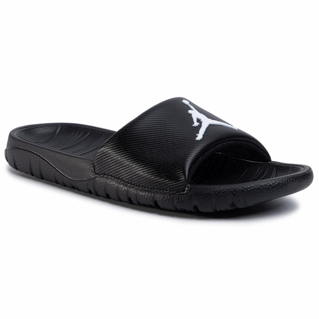 Šľapky NIKE - Jordan Break Slide AR6374 010 Black/White