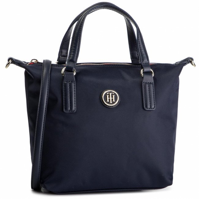 Kabelka TOMMY HILFIGER - Poppy Small Tote AW0AW04361 413