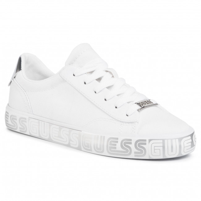 Sneakersy GUESS - Greha6 FL6GR6 FAB12  WHITE