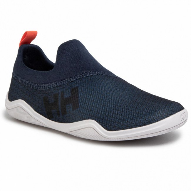 Topánky HELLY HANSEN - W Hurricane Slip-On 11554 Navy/Black/Nimbus Cloud 597