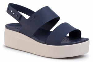 Sandále CROCS - Brooklyn Low Wedge W 206453