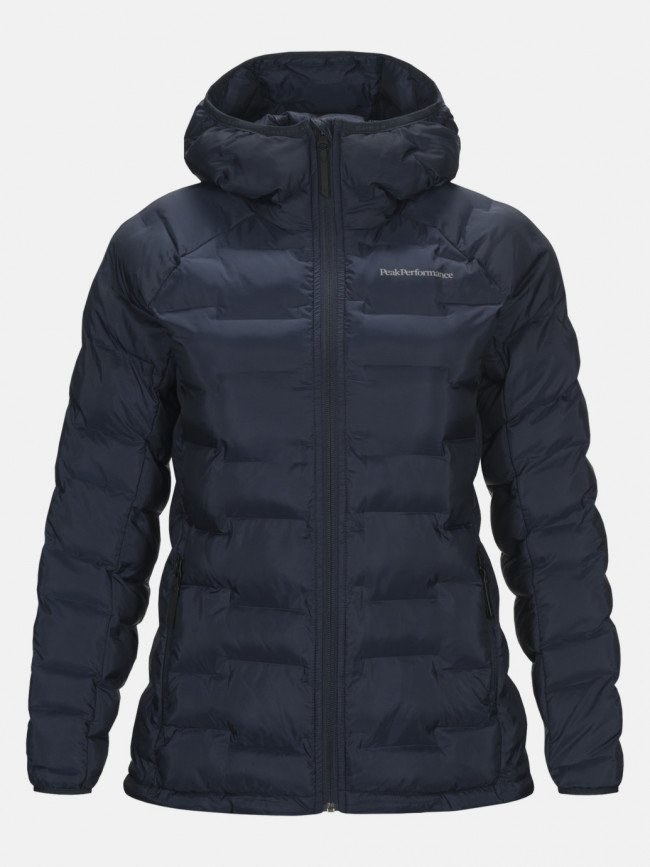 Bunda Peak Performance Wargon Hj Outerwear - Modrá - L