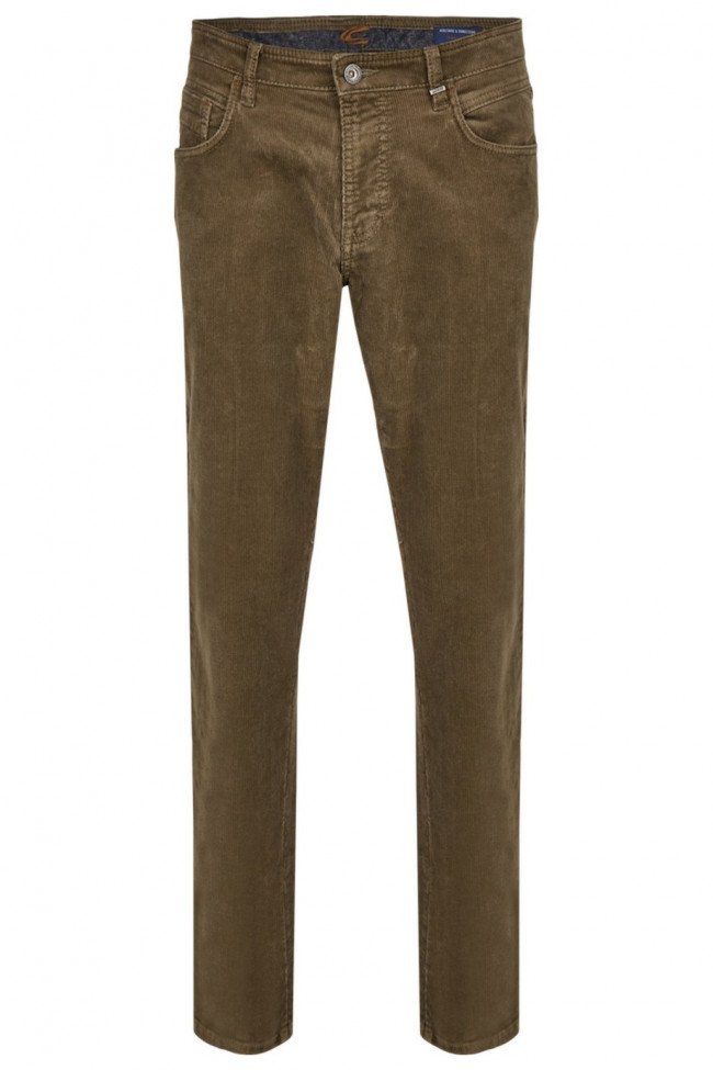 Džínsy Camel Active 5-Pocket Houston - Zelená