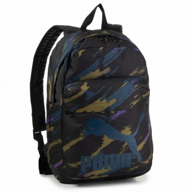 Ruksak PUMA - Originals Backpack 7664306 06 Puma Black/Aop