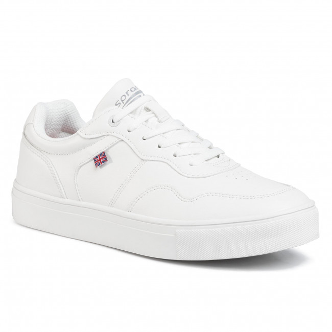 Sneakersy SPRANDI - MP07-91246-01 White