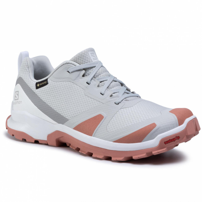 Trekingová obuv SALOMON - Xa Collider Gtx W GORE-TEX 411153 22 V0 Lunar Rock/Brick Dust/Alloy