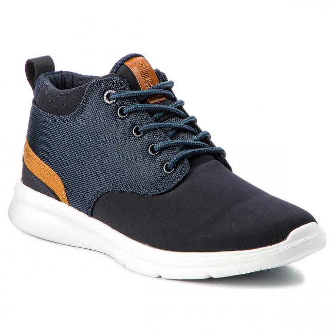 Sneakersy BIG STAR - BB174228  Navy