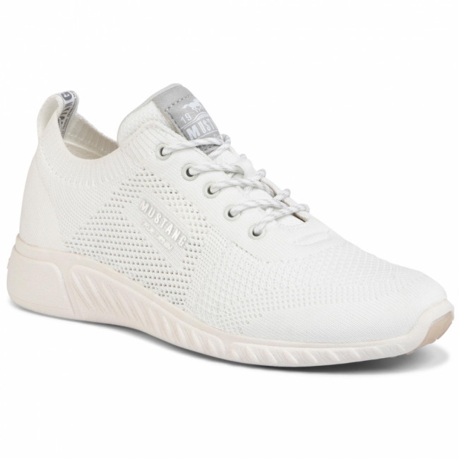 Sneakersy MUSTANG - 1315-307-1  Weiss