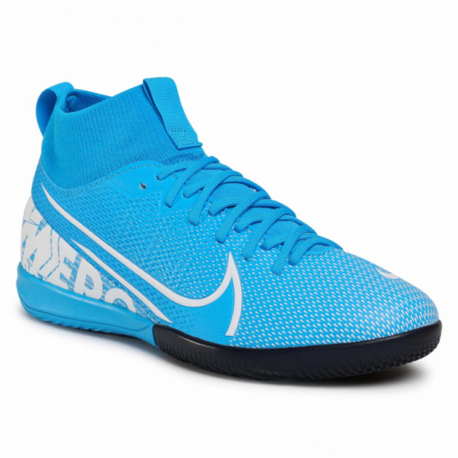 Topánky NIKE - Superfly 7 Academy Ic AT8135 414 Blue Hero/White/Obsidian
