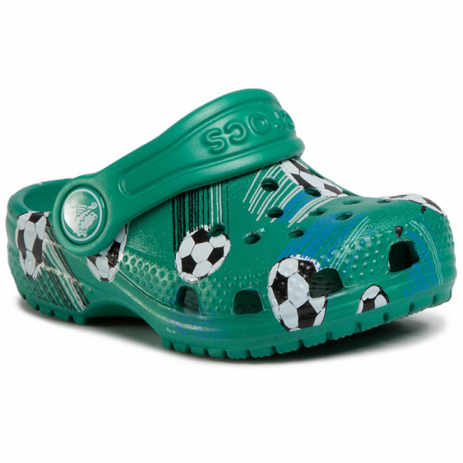 Šľapky CROCS - Classic Sport Ball Clog Ps 206417  Deep Green