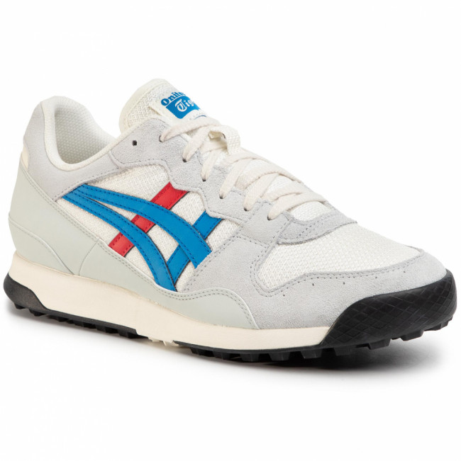 Sneakersy ONITSUKA TIGER - Tiger Horizonia 1183A206 Cream/Directorie Blue 100