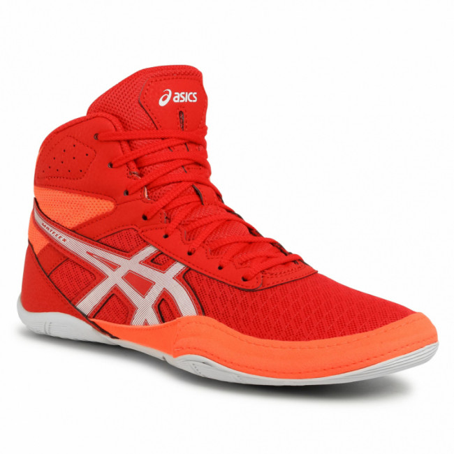 Topánky ASICS - Matflex 6 1081A021 Classic Red/Flash Coral 601