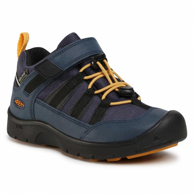 Trekingová obuv KEEN - Hikeport 2 Low Wp 1023286 Blue Nights/Sunflower