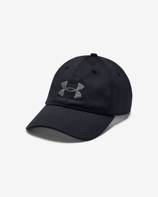 Under Armour Armour Twist Adjustable Šiltovka Čierna