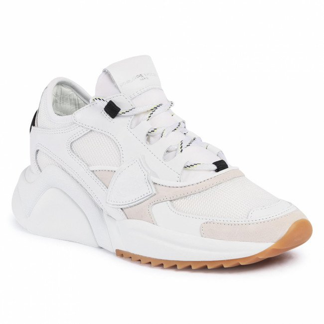 Sneakersy PHILIPPE MODEL - Mondial EZLD WK06 Blanc