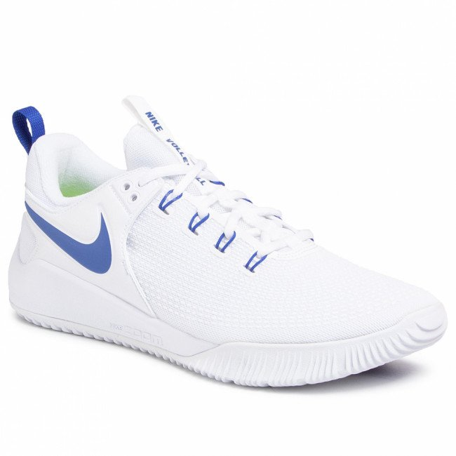 Topánky NIKE - Air Zoom Hyperace 2 AR5281 104 White/Game Royal