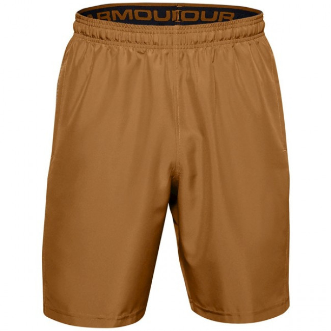 Kraťasy Under Armour Woven Graphic Shorts-YLW