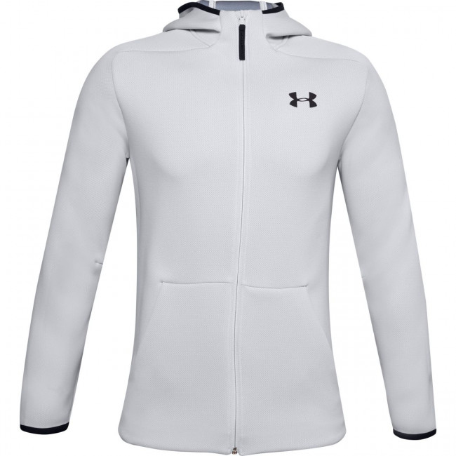 Mikina Under Armour UA /MOVE FZ HOODIE-GRY