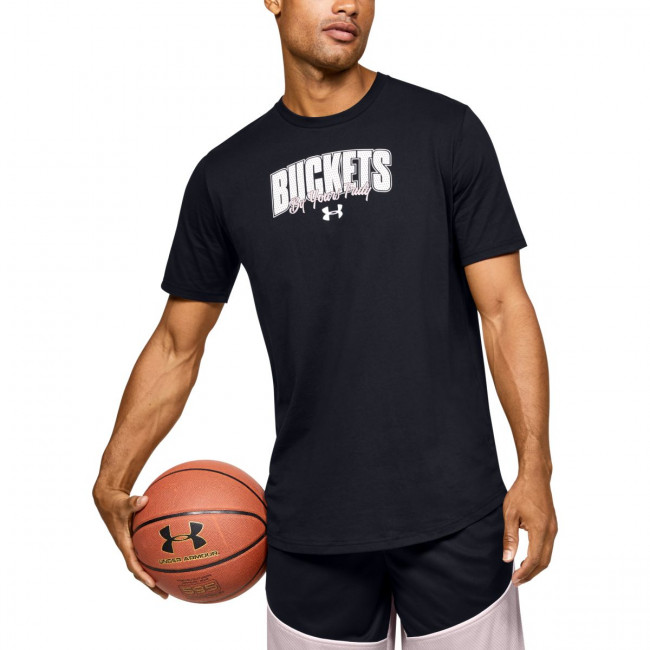 Tričko Under Armour Baseline Buckets Tee