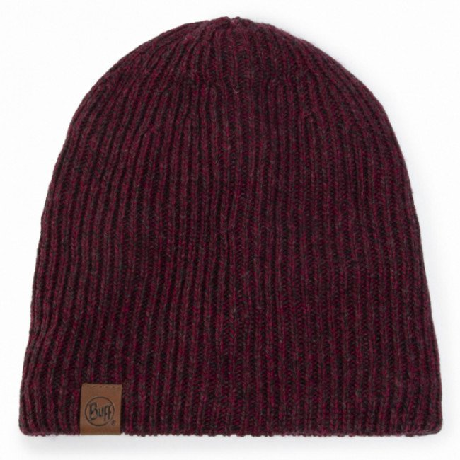 Čiapka BUFF - Knitted & Polar Hat 116032.632.10.00 Lyna Maroon