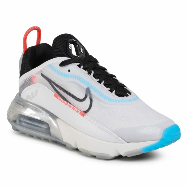 Topánky NIKE - Air Max 2090 CT7698 100 White/Black/Pure Platinum