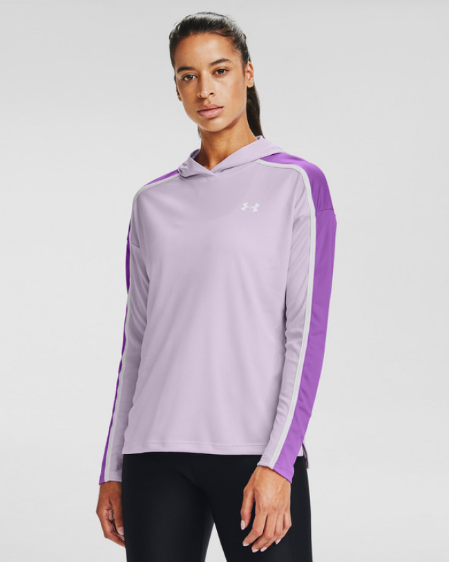Under Armour Tech™ Twist Tričko Fialová