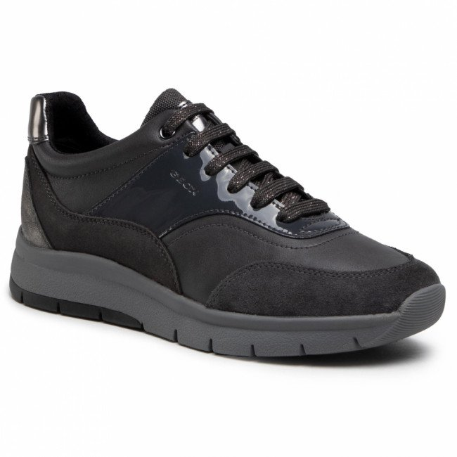 Sneakersy GEOX - D Callyn B D049GB 05422 C9004 Anthracite
