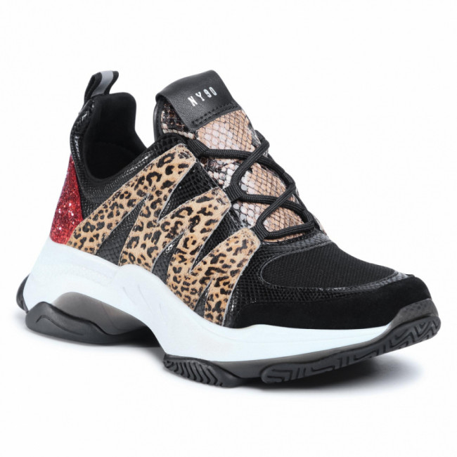 Sneakersy STEVE MADDEN - Maximus SM11000383-04005-970 Blk/Red
