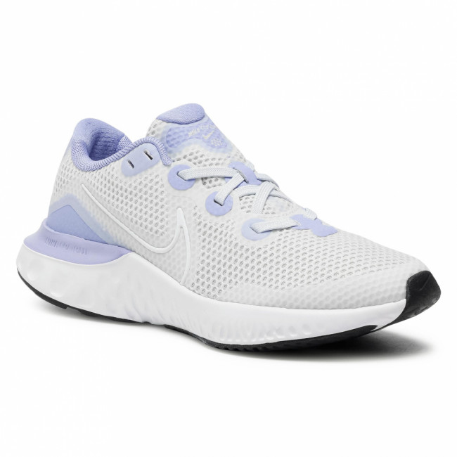 Topánky NIKE - Renew Run (GS) CT1430 002 Photon Dust/White
