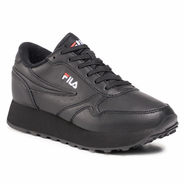 Sneakersy FILA - Orbit Zeppa L 1010311.12V Black/Black