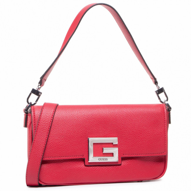 Kabelka GUESS - Brightside (VY) HWVY75 80190 RED