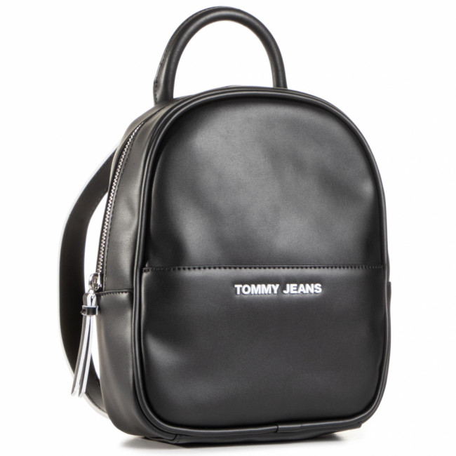 Ruksak TOMMY JEANS - Tjw Femme Pu Mini Backpack AW0AW08957 BDS