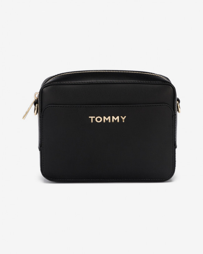 Tommy Hilfiger Iconic Cross body bag Čierna